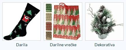 božična darila