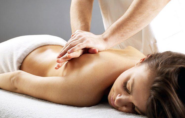 tečaj masaže